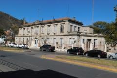 Edificio de la Ex Palúdica-Paseo Güemes